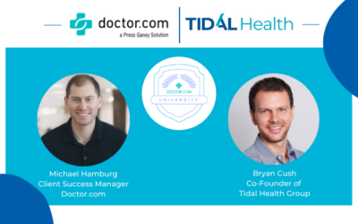 Anatomy of a Search Result | Doctor com | Tidal Health Group